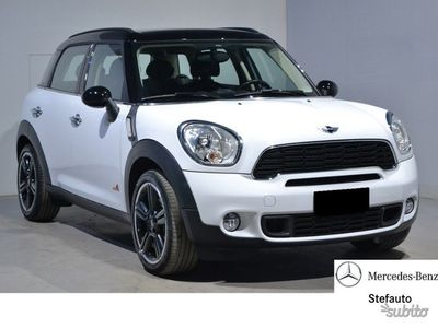 brugt Mini Cooper S Countryman Countryman ALL4