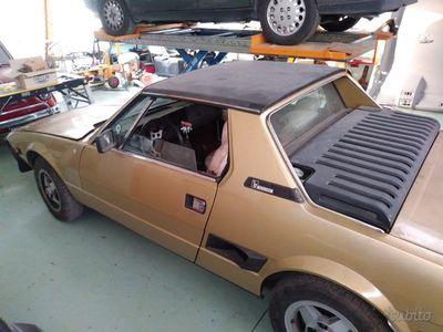 usata Fiat X 1/9 2ª serie - 1981