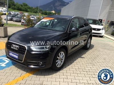 used Audi Q3 Q32.0 tdi Advanced quattro 177cv s-tronic