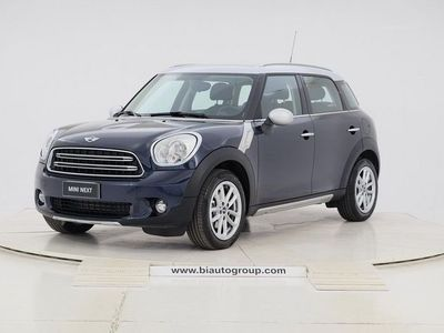 brugt Mini Cooper D Countryman 1.6 Business Countryman