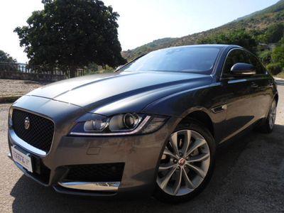 usata Jaguar XF 2.0 D 180cv aut. Prestige..Navi..Pelle..Usb..!!