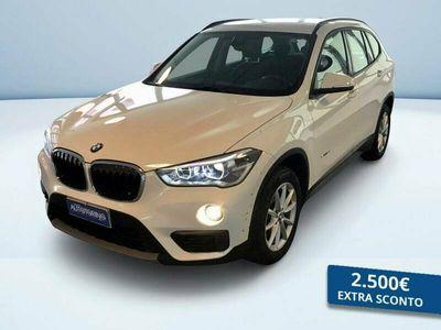 usata BMW X1 sdrive16d Business