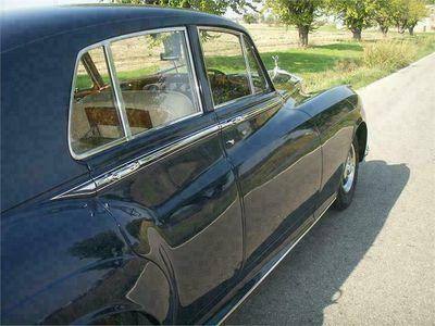 usata Rolls Royce Silver Cloud II