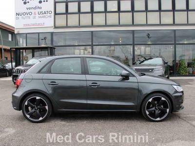 usata Audi A1 Sportback 1.4 TDI S tronic S line Int/ Est - PELLE