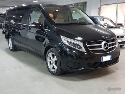 usata Mercedes V220 V 220 CDI Premium Extralong