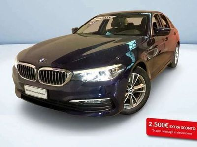 usata BMW 520 520 d Business auto
