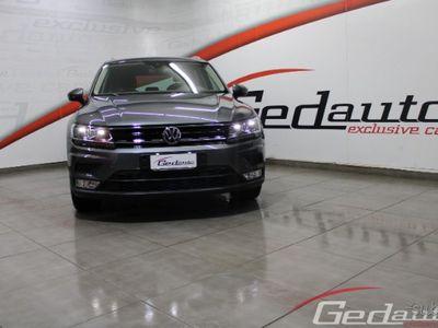 brugt VW Tiguan 2.0 TDI SCR DSG EXECUTIVE BlueMo