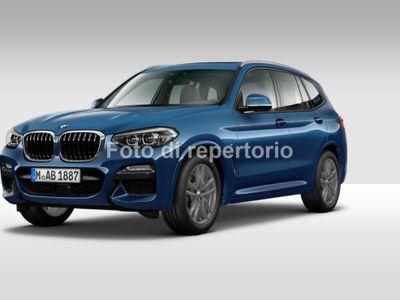 usata BMW X3 X3XDRIVE25D M SPORT