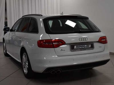 usata Audi A4 Avant 2.0 TDI 150 CV multitronic Business
