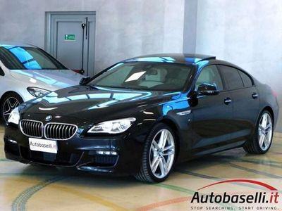 usata BMW 640 SERIE 6 GRAN COUPE' D XDRIVE MSPORT