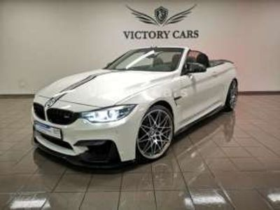 usata BMW M4 Cabriolet Competition-SEDILI RISC-NAVI PROFESSIONAL