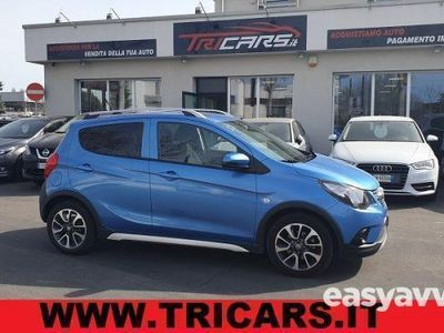 usata Opel Karl rocks 1.0 73 cv gpl unico proprietario permute benzina/gpl