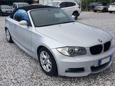 usata BMW 120 Cabriolet Serie d Msport