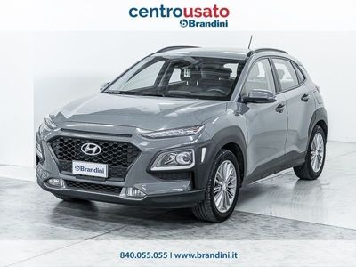 usata Hyundai Kona 1.6 crdi Xpossible 2wd 115cv