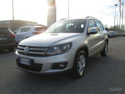 brugt VW Tiguan 2.0 TDI 110 CV Trend & Fun ...