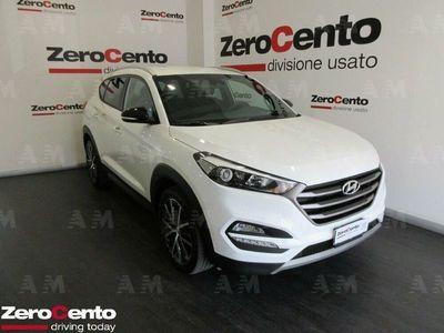 usata Hyundai Tucson 1.7 CRDi DCT go!