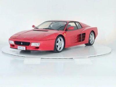 usata Ferrari Testarossa Testarossa/512 TRcat