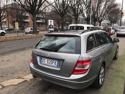 usata Mercedes C220 Classe C (W/S204)CDI S.W. Elegance