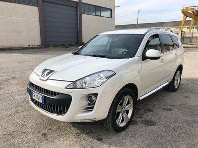 brugt Peugeot 4007 2.2 HDi 156CV DCS Féline - Leggi Descrizione -
