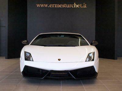 usata Lamborghini Gallardo 5.2 V10 LP570-4 Superleggera - Italiana -