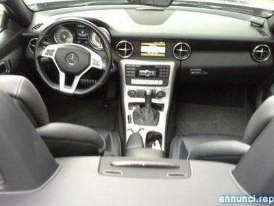 gebraucht Mercedes SLK200 nuovo modello