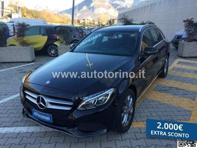 usata Mercedes 200 CLASSE C SW C SWd Sport (BT) auto
