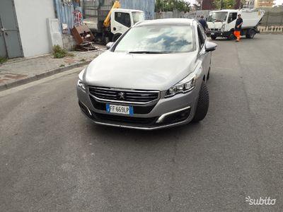 usata Peugeot 508 allur
