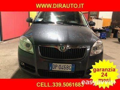 brugt Skoda Fabia 1.9 tdi wagon comfort diesel