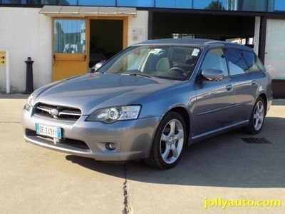 gebraucht Subaru Legacy 2.0 16V SW FC Bi-Fuel GPL