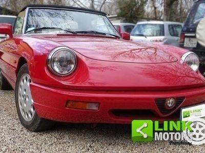 gebraucht Alfa Romeo Spider duetto del 1990 120cv