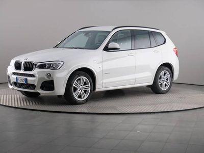 usata BMW X3 Xdrive 20d Msport Aut. 4x4