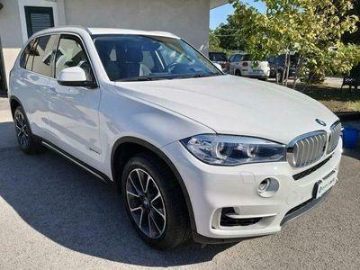 "usata BMW X5 xDrive25d Experience 75000 km ""Ufficiale"""