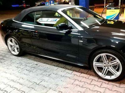 usata Audi A5 Cabriolet 2.0 TDI SLINE