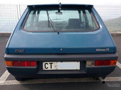 brugt Fiat Ritmo 1.5 d'epoca uniprò