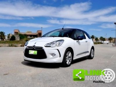 used Citroën DS3 Cabriolet 1.6 2013 80000 km