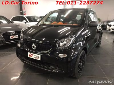 usata Smart ForFour 90 0.9 Turbo twinamic Passion pak sport cl 16 rif. 8782270