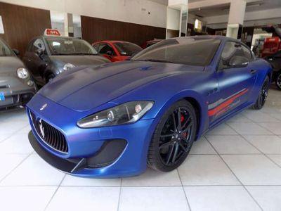 usata Maserati Granturismo 4.7 V8 450 CV F1 MC STRADALE COUPE