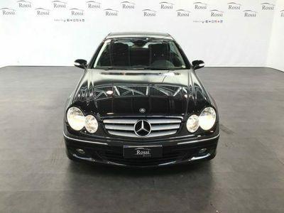 usata Mercedes CLK220 cdi Elegance