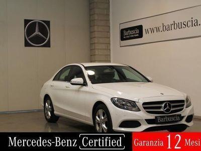 usata Mercedes C220 C 220 (W/S205)BlueTEC Automatic Business