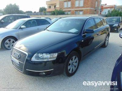 brugt Audi A6 diesel