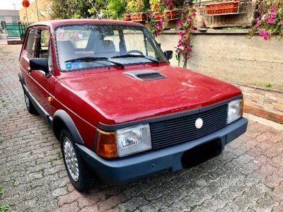 usata Fiat 127 - 1982 0.9benzina auto d'epoca da amatore