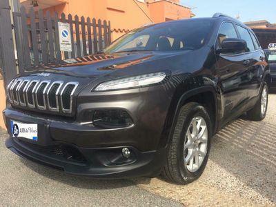 used Jeep Cherokee 2.0 Mjt II 4WD Active Drive Longitude - NAVI