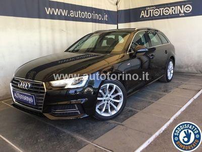 begagnad Audi A4 A4avant 2.0 tdi Business Sport 150cv s-tronic