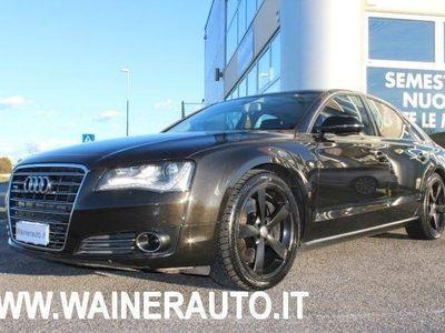 brugt Audi A8 4.2 V8 TDI quattro SEDILI CLIMATIZZATI LED NAVI