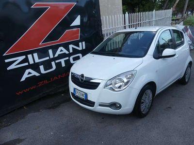 usata Opel Agila 1.0 12V 68 CV..SOLO 86.000KM!!..OK NEOPATENTATI