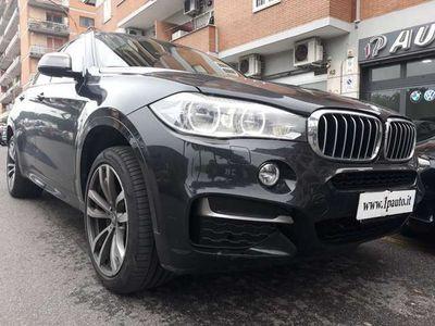 usata BMW X6 M M50d- unipro'-tagliandi -Pronta Consegna