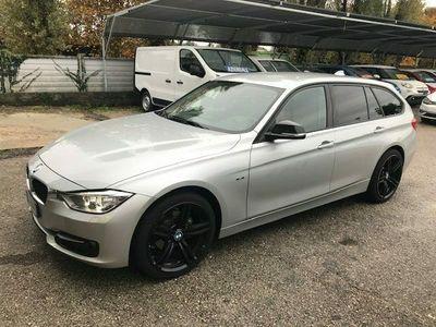 "usata BMW 316 d Touring Sport AUTO - 19"" - NAVI PRO"