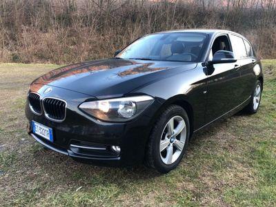 usata BMW 118 d 5p. Msport automatica navigatore full