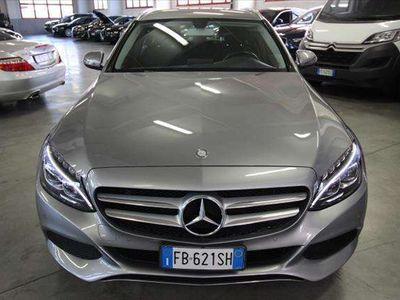 usata Mercedes C300 h (BT hybrid) Sport Auto - LED - NAVI