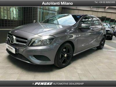 usata Mercedes A180 ClasseCDI Automatic Sport del 2014 usata a Milano
